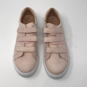 e3f7adb8358d3 a new day Shoes | Whitney Blush Triple Strap Sneakers Wm 8 | Poshmark